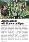 Auftakt 2011/2012 - SNOA - das fußballportal - Page 6