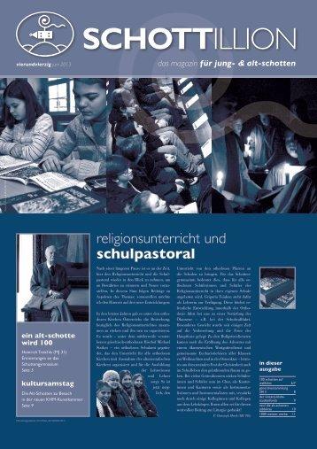 Schottillion Ausgabe Nr. 44 - Alt-Schotten
