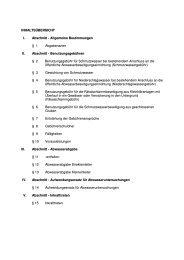 Gebührensatzung Abwasser - Verbandsgemeindeverwaltung Asbach