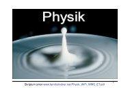 Skriptum unter www.familielindner.net/Physik_WiFi_WMS_ET.pdf
