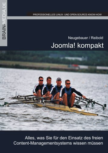 Joomla kompakt - Brain-Media.de Brain-Media.de
