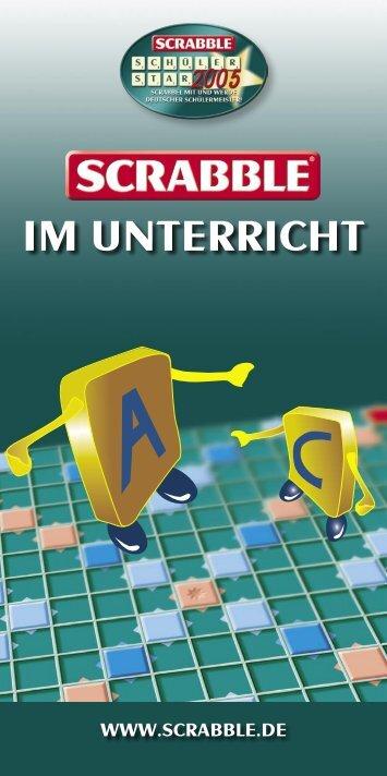 im Unterricht - Scrabble.de