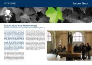 Success Story Hochschule - BPM Expo