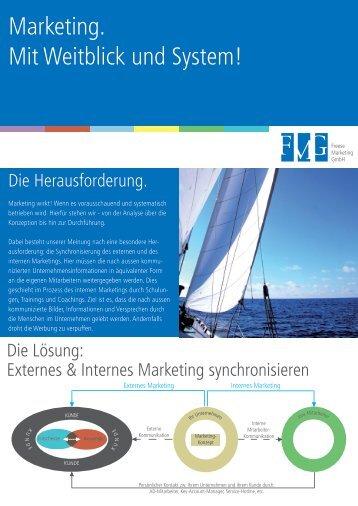 Marketing. Mit Weitblick und System! - Freese Marketing GmbH