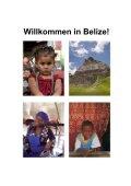 In Belize ist die Morgendämmerung nur kurz - Wolfs-tours.de - Seite 2