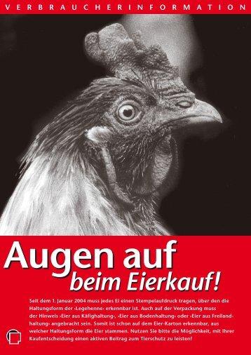 beim Eierkauf! beim Eierkauf! - Tierschutztheater