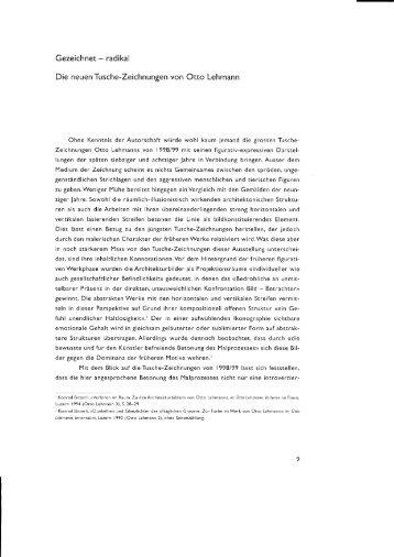 text von konrad bitterli in kunstbulletin 5 1992 pdf otto lehmann. Black Bedroom Furniture Sets. Home Design Ideas
