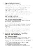 Neue Polizeiverordnung der Gemeinden Rümlang ... - Polizei RONN - Seite 5