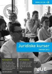 Advokatkatalog - juridiske kurser JUC