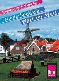 Niederländisch Wort für Wort - Die Onleihe