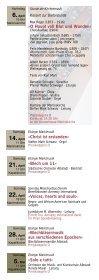 Programme 2012 Cantorat Martinskirche Ebingen - Ensemble für ... - Seite 3