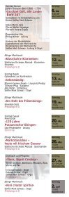 Programme 2012 Cantorat Martinskirche Ebingen - Ensemble für ... - Seite 4