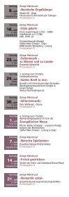 Programme 2012 Cantorat Martinskirche Ebingen - Ensemble für ... - Seite 5