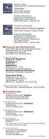 Programme 2012 Cantorat Martinskirche Ebingen - Ensemble für ... - Seite 7