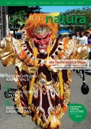 Ökotourismus-Magazin mipuebloNATURA, Februar ... - DomRepWorld
