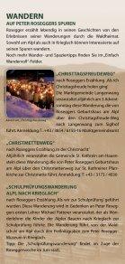 In d ER W ALd HEIm AT - Waldheimat Semmering Veitsch - Seite 4