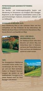 In d ER W ALd HEIm AT - Waldheimat Semmering Veitsch - Seite 5