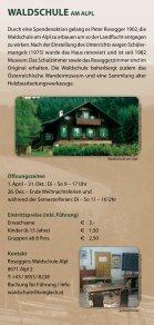 In d ER W ALd HEIm AT - Waldheimat Semmering Veitsch - Seite 7