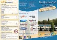 Klasse 1 Wohnwagen - Camping Hentrich