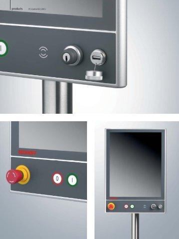 Kundenspezifische Control Panel bieten großen ... - PC-Control