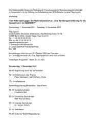 Tagung - Gedenkstätte Deutscher Widerstand