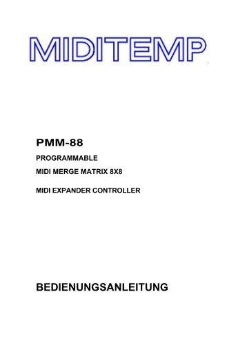 10 free Magazines from MIDITEMP DE