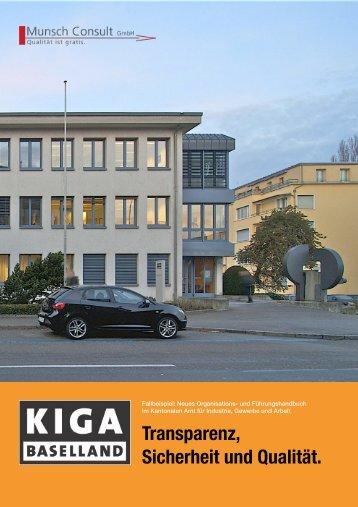 KIGA Baselland - Munsch Consult GmbH