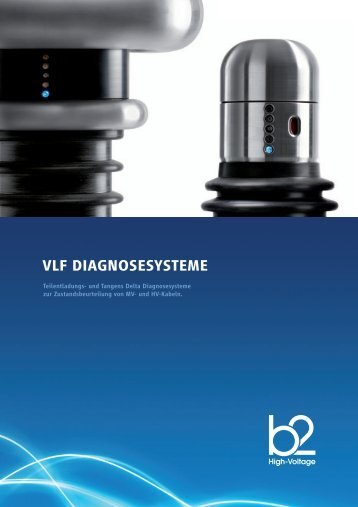 Datenblatt Tangens Delta Messung TD Familie - b2 electronic GmbH