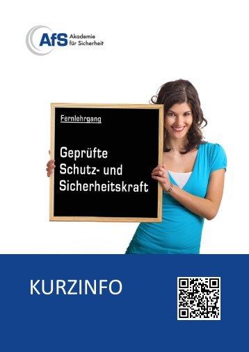 Lehrgangsinfo als PDF herunterladen - Fernlehrgang geprüfte ...
