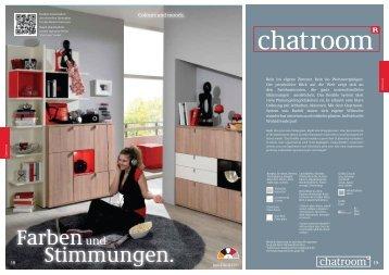 Prospekt Chatroom (PDF, 1,3 MB)