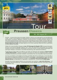 Preussen-Classics - Classic-Car-Events