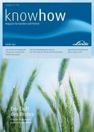 Ausgabe 02 2006 (PDF 2,08 MB) - Linde Gas