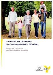 Die Continentale BKK + BKK-Start - Jetzt-krankenkasse-wechseln.de