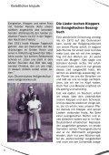 Gemeindebrief - Evangelischen Kirchengemeinde Rodenkirchen - Seite 6