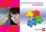 Visualisierte Patientenaufklärung Schizophrenie - AbZ-Pharma GmbH