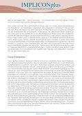 IMPLICONplus - AKG - Universität Bremen - Page 3