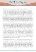IMPLICONplus - AKG - Universität Bremen - Page 4