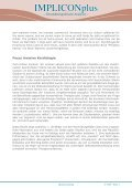 IMPLICONplus - AKG - Universität Bremen - Page 5