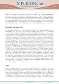 IMPLICONplus - AKG - Universität Bremen - Page 7