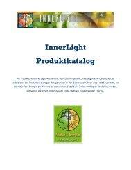 InnerLight Produktkatalog - Basische Ernährung