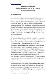 Berliner Gretchenfrage. Anmerkungen zur Debatte ... - Genfer Initiative