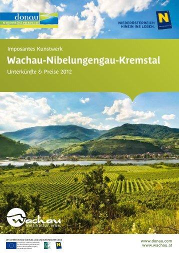 gasthof - Welterbesteig Wachau