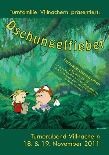 Programmheft Download - Turnverein Villnachern