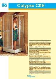 Calypso CKH - spinner badezimmer