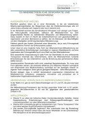 c5 innerbetriebliche demokratie und transparenz - Christian Rüther