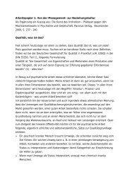 Arbeitsgruppen 1 -5 (Handout) - Deutsche Gesellschaft für Soziale ...