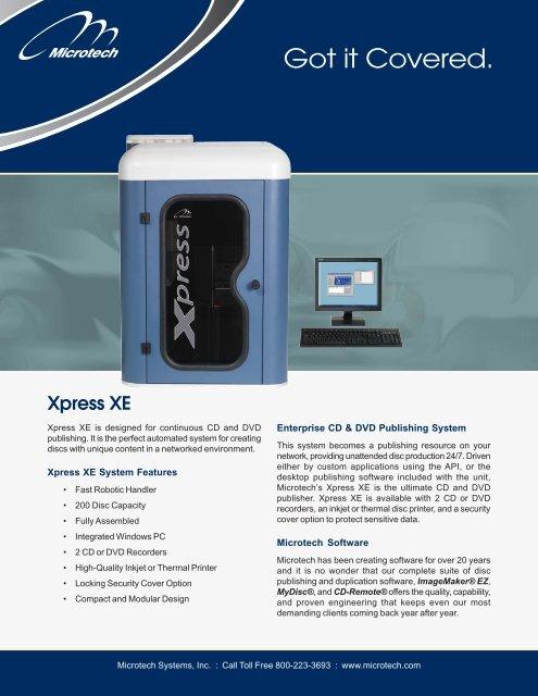 Xpress XE - Avcom