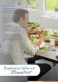 komfortabel energiesparend und gesund , - Climarad - Seite 4