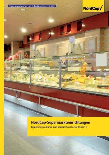 Frischwarentheken - NordCap