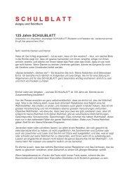 Ansprache von Jörg Meier - alv